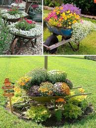 There is a magic formula in almost all these beautiful container gardens and flower pot designs: Top 30 Stunning Low Budget Diy Garden Pots And Containers Amazing Diy Interior Home Design