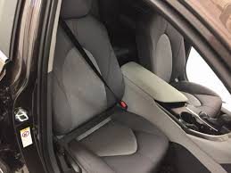 2018 camry seat covers unique 2018 new toyota camry le automatic at toyota of pharr serving