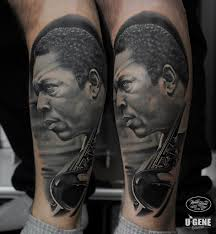 стили татуировок Kroom4tattoo