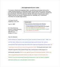 job employment cover letter pdf template free download should a cover letter be double spaced