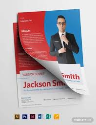 12 Political Flyer Templates Word Psd Ai Publisher