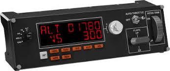 Контроллер игровой <b>Logitech G</b> Saitek Pro Flight Multi Panel (945 ...