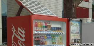 Solar Powered Vending Machine Adorable Japan's Love Affair With The Vending Machine Continues CNN Travel