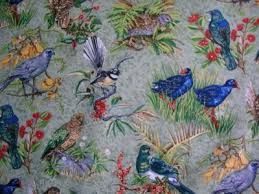 NZ Chatter Birds - Buy Quilting Fabric Nz - Quilting Fabrics ... & 100% Cotton Material - suitable for dressmaking/craft/quilting/soft  furnishing. When ordering more than one half metre - fabric will be cut as  one ... Adamdwight.com