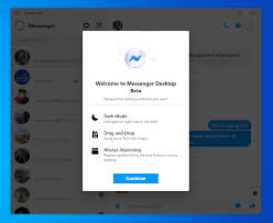 Designed For Windows 10 Heres How You Can Download The New Messenger Beta App For