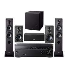Sony 7.2 Ch. 3D 4K A/V Surround Sound Multimedia Home Theater System -  Overstock - 30809811