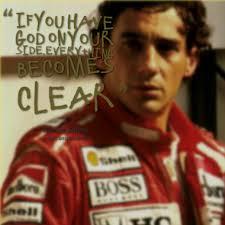 Page 1 of Quotes about Ayrton Senna- Inspirably.com via Relatably.com