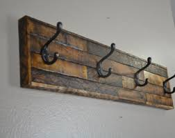 Rustic Coat Racks Rustic coat rack Etsy 2