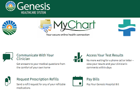 Genesis Healthcare System My Chart Genesis My Chart Gallery Of Chart 2019