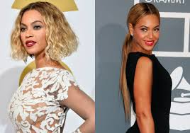Middle Split Hair Style beyonce middle part hair trendy hairstyles pinterest middle 1608 by stevesalt.us