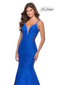 La Femme Prom Dresses Size Chart La Femme Prom Dresses Style 28355 La Femme
