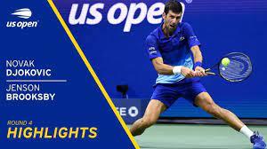 Novak Djokovic vs Jenson Brooksby ...