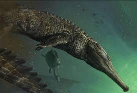 В Тунисе нашли <b>окаменелости</b> исполинского морского крокодила