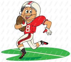 football fan clipart. boy child playing football clip art fan clipart t