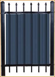 Aluminum Privacy Fence Panels Inspirational 6 X 6 White Vinyl
