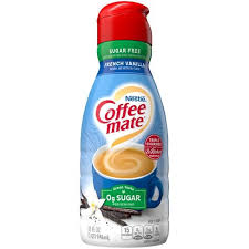 Contactless delivery and your first delivery is free! Coffee Mate Sugar Free French Vanilla Coffee Creamer 1qt Target
