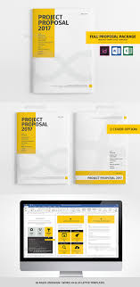 How To Customize A Simple Business Proposal Template In MS Word Gorgeous Proposal Template Microsoft Word