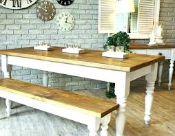 small table with bench seat dining tables benches kitchen wood wooden and chairs s