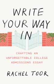 write your way in crafting an unforgettable college admissions  write your way in