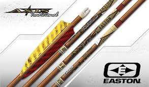 5mm Axis Traditional Easton Archery