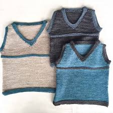Boys Vest Pattern Amazing Decoration