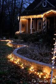 xmas lighting ideas. Top This That: Outdoor Holiday Lighting Ideas Xmas