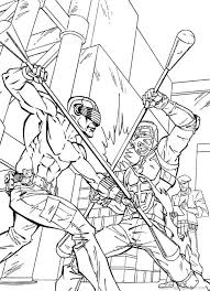 Small Picture Printable Gi Joe Coloring Pages Coloring Me