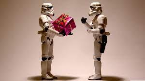 Stormtrooper Christmas Ultra HD Desktop ...