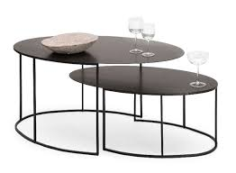 coco nesting round glass coffee tables best of 16 best center table images on