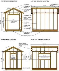 tool shed blueprints 125 best plans for shed images on