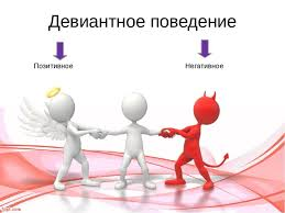Презентация по теории государства и права Девиантное поведение  Девиантное поведение Позитивное Негативное