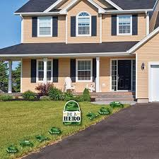 Camo Hero - Yard Sign and Outdoor Lawn Decorations - Army Military  Camouflage Party Yard Signs - Set of 8 : Garden & Outdoor - Amazon.com