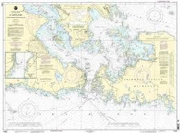 14882 St Marys River Detour Passage To Monuscong Lake