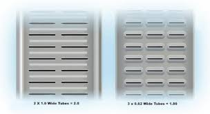 Auto Radiator Size Chart Are Three Row Aluminum Radiators Better Than Two Dewitts