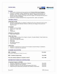 Free Sample Sql Tester Sample Resume Resume Sample