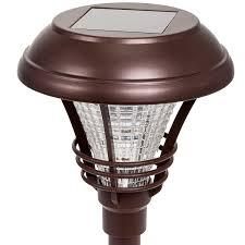 com westinghouse kenbury 10 lumens led garden solar path lights bronze 6 pack garden outdoor