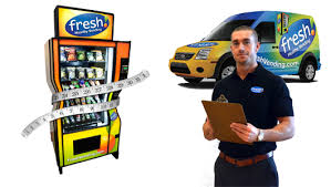 Healthy Vending Machine Franchises Gorgeous The Fresh Healthy Vending Revolution