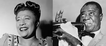 <b>Louis</b> Armstrong and <b>Ella Fitzgerald</b>: The King & Queen of Jazz at ...
