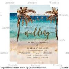Beach Invitation 513 Best Beach Wedding Invitations Images In 2019 Beach