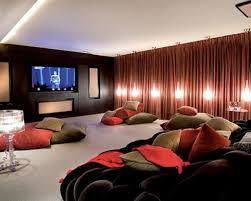 small family room design ideas beautiful curtain windows tv above electric fireplace beige color sofa modern