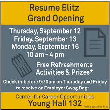 It S Blitz Time Why You Should Stop By Next Week Purdue Cco Blog