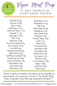 The Best Plant Based Protein Sources Aka Most Protein Dense