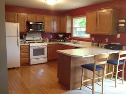 Quality Of Kitchen Cabinets Kitchen Room Design Quality Oak Finished Wooden Kitchen Cabinets