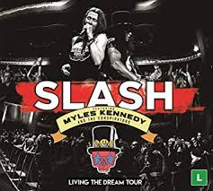 <b>Slash</b> featuring Myles Kennedy & The Conspirators - <b>Living The</b> ...