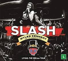 <b>Slash featuring Myles Kennedy</b> & The Conspirators - Living The ...