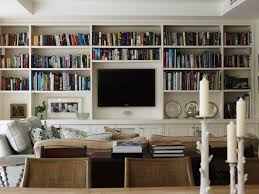 Living Room Bookcases Built In Living Room Floor To Ceiling Shelves Pictures Decorations