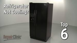 Frigidaire Refrigerator Light Blinking Refrigerator Is Not Cooling What To Check And How To Fix