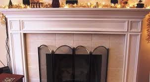 image of fireplace mantel shelf