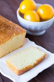 Meyer Lemon Loaf Cake Recipe