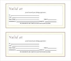 Download Gift Certificate Template Gift Certificate Free Template Download Gift Certificate Template